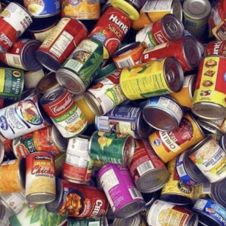 Ritenour Holiday Food Drives Benefit Community