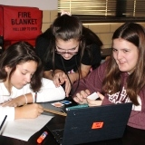 Eighth-Graders Get a Jump on Earning High School Science Credit