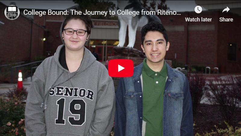 Watch College Bound: The journey to college from Ritenour High School