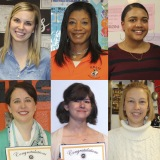 Ritenour Announces 2020 Diamond Circle Teachers