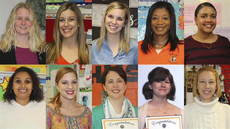 Diamond Circle Teachers