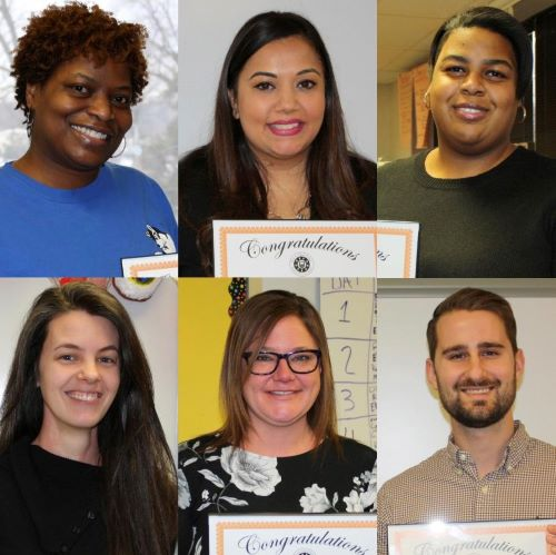 Ritenour Announces 2019 Diamond Circle Teachers