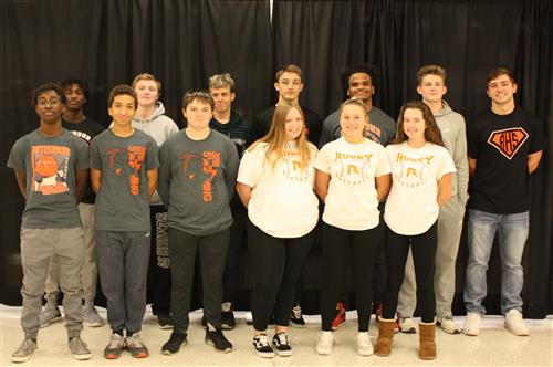 Ritenour All-Conference Athletes