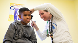 Ritenour & CareSTL Health Celebrate Opening Husky Health Center for Ritenour Students