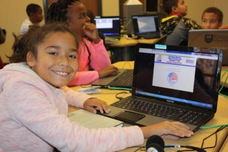 Ritenour students participated in Kids Voting through Nov. 6.