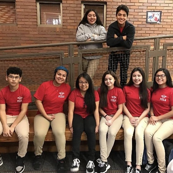 RHS Students Elected as Regional FCCLA Leaders