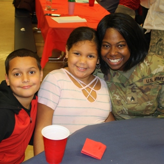Ritenour Schools Celebrate Veterans Day