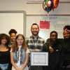 Hoech Middle School Teacher Honored with Emerson Award