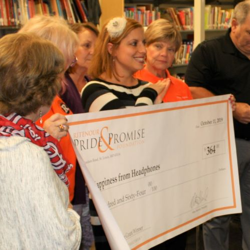 Pride & Promise Foundation Awards $16,221 for Special Learning Projects