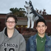 Two RHS Seniors Named Finalists for Prestigious Scholarship
