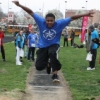 Ritenour High School Provides Extraordinary Day for Special Olympians