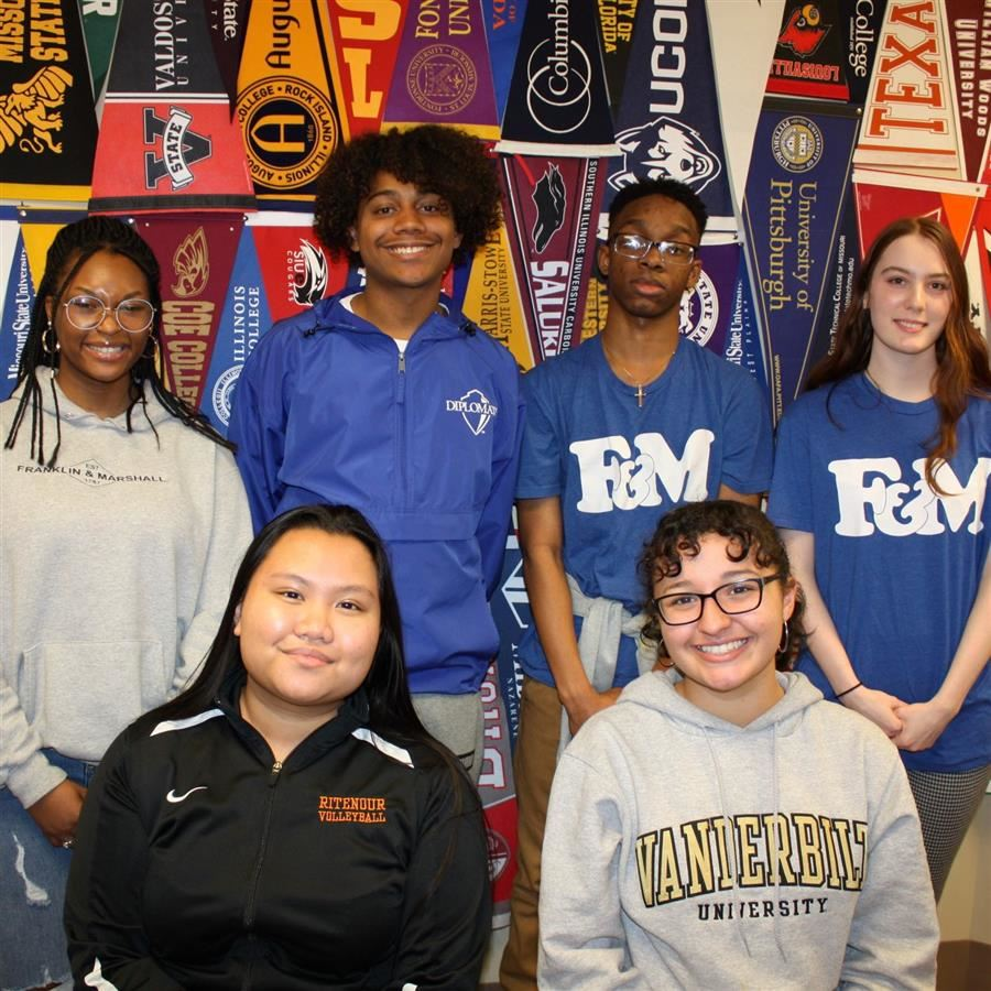 Six Ritenour High School Seniors  Accepted Early Decision to Top Colleges