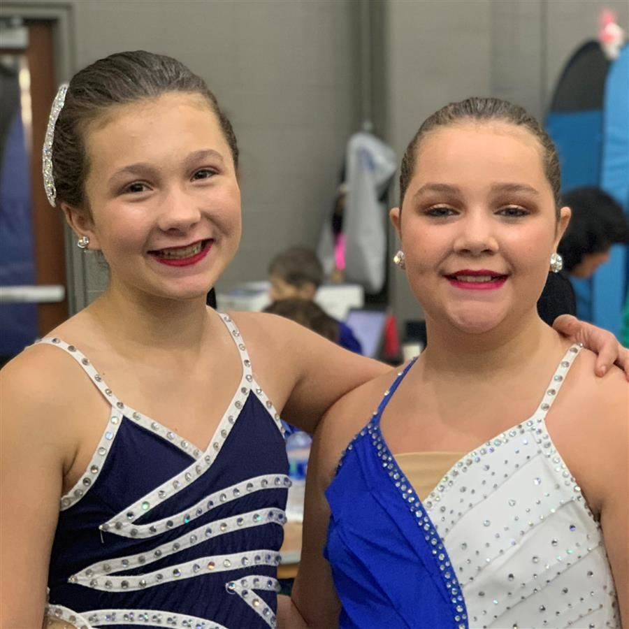 Ritenour Students Twirl to Nationals Success