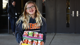 Ritenour Schools Participate in Annual Holiday Food Drive Nov. 5-16