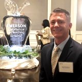 Hoech Middle School Science Teacher Honored with Emerson Award