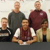 Ritenour High School Soccer Player Signs to Play Soccer at St. Charles Community College