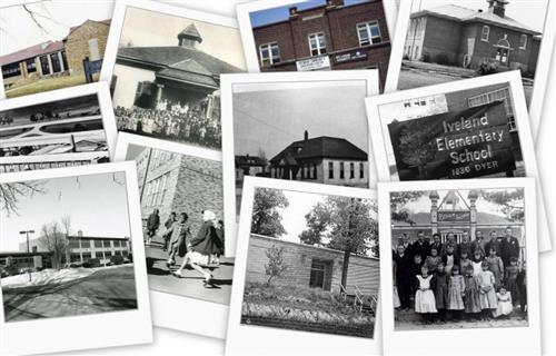 Ritenour schools through the ages