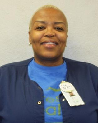 Moira Dlamini, Registered Medical Assistant